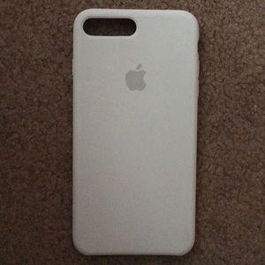 Silicone Apple iPhone 7 Plus/8 Plus Case